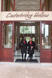 Casterbridge Hollow - Diele