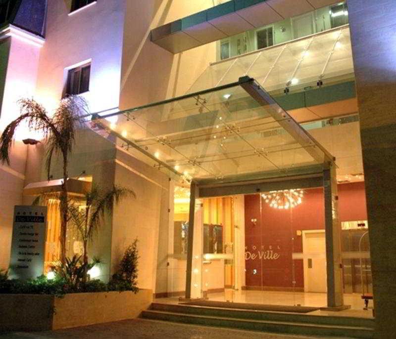 Golden Tulip Hotel Deville, Sodeco - Rue 75,