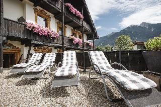 Karwendelhof - Terrasse