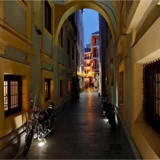 Arco de San Juan Hotel