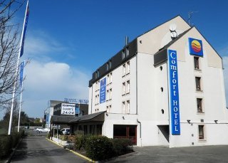 Comfort Hotel Orleans Nord