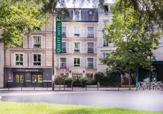 Quality Hotel Acanthe - Boulogne Billancourt