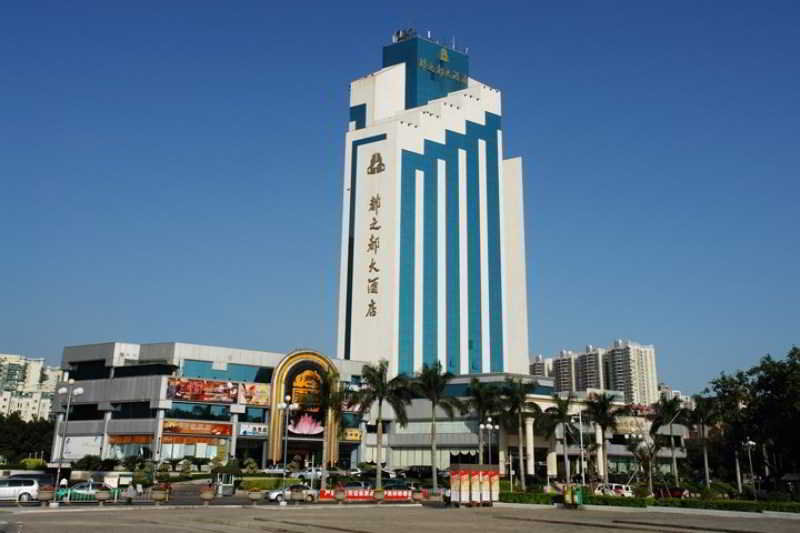 Capital Plaza, Baomin Yi Road, Baoan District,