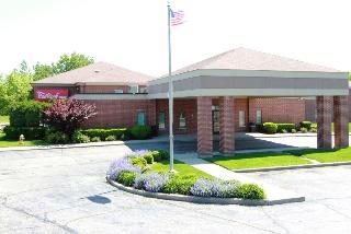 Red Roof Inn Gurnee - Waukegan