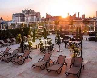 Hilton Buenos Aires - Terrasse