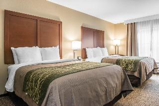 Comfort Inn & Suites, 2898 Banksville Rd.,1100