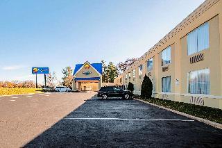 Comfort Inn Arlington Blvd DC Gateway