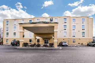 Comfort Inn Capital…, 1012 Wesley Drive,1012