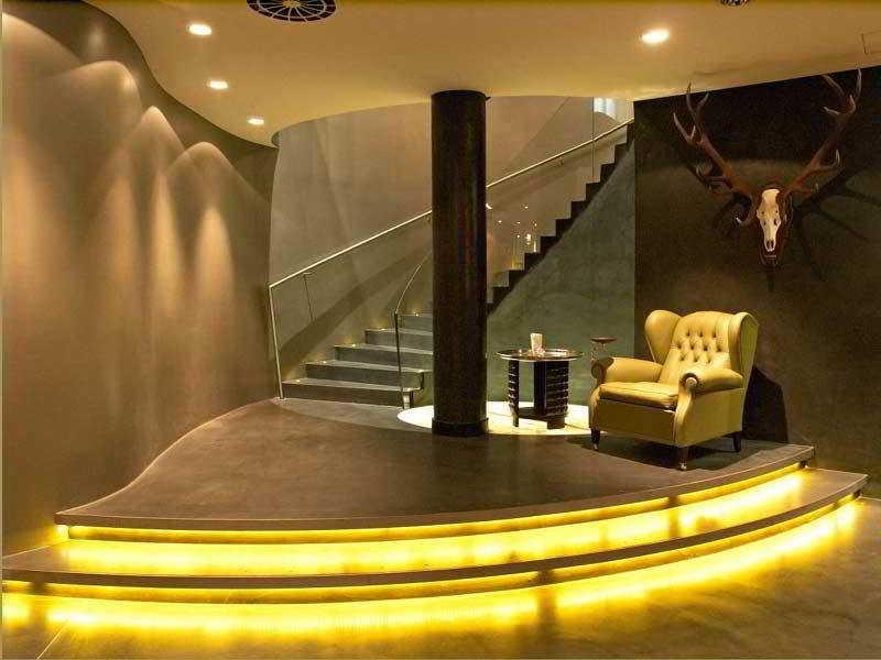 DO & CO Hotel Vienna - Diele