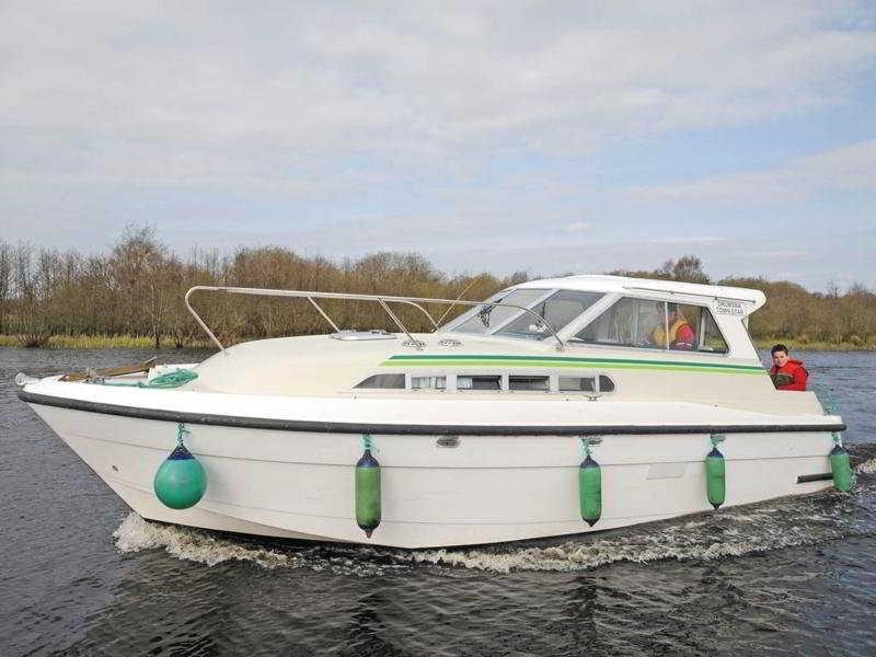 Le Boat Belturbet, The Marian,