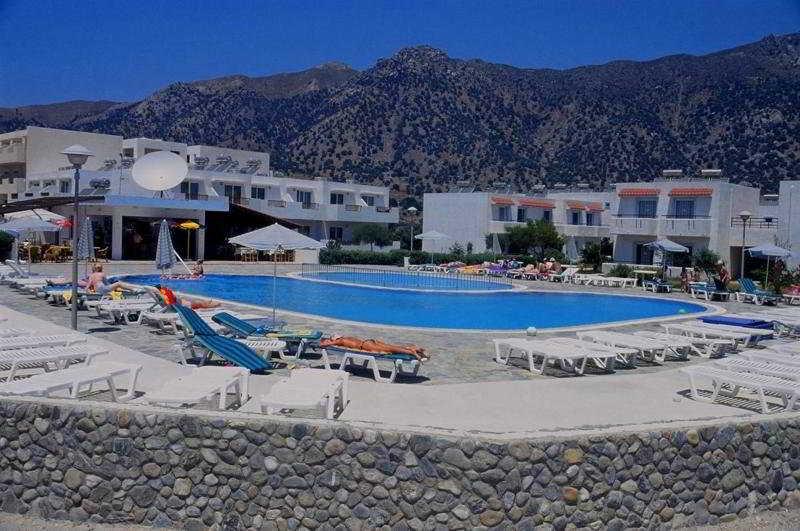 Evripides Village