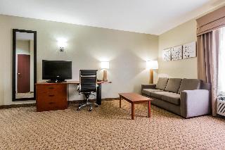 Sleep Inn & Suites, 2295 Cobbs Ford Road,2295
