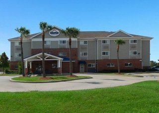 New Orleans Hotels:Suburban Extended Stay Hotel