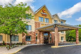 Comfort Suites (Dover), 1654 N. Dupont Hwy.,