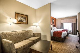Comfort Suites, 2235 Pelham Parkway,