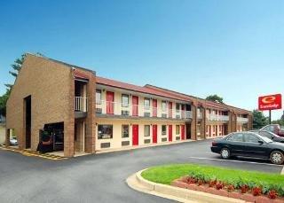 Washington Dc Hotels:Econo Lodge Laurel Racetrack