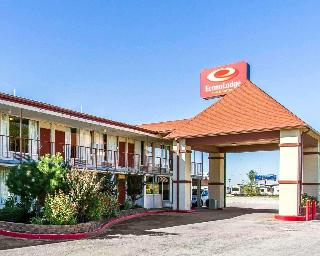 Econo Lodge Inn & Suites…, 1750 East Reno Avenue,1750