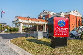 Comfort Suites Savannah…, 115 Traveler's Way,
