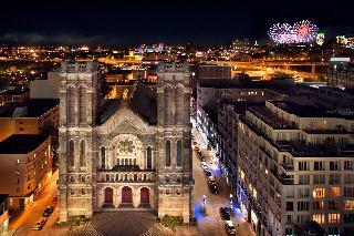 Hotel Pur Quebec, 395, De La Couronne,