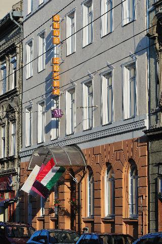 Star City Hotel, Istvan Utca,14