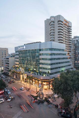 Radisson Blu Hotel Beirut…, Dunes Center Verdun Street,