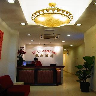 D'Oriental Inn Kuala Lumpur - Diele