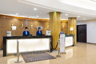 Holiday Inn Express Putuo Shanghai - Diele