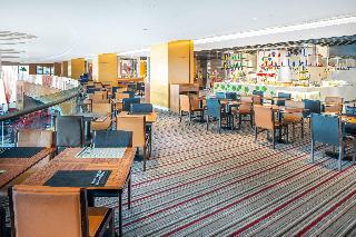 Holiday Inn Tianjin Riverside - Restaurant