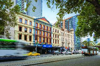 Best Western Melbourne…, 16 Spencer Street,16