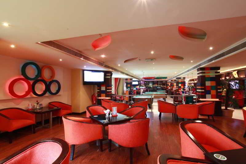 Ramee Baisan Hotel Bahrain - Bar