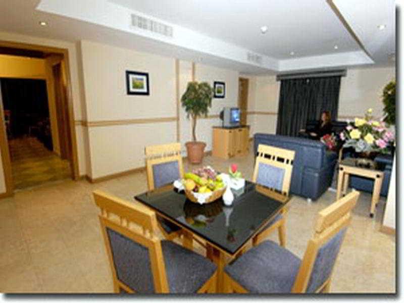 Ramee Baisan Hotel Bahrain - Diele