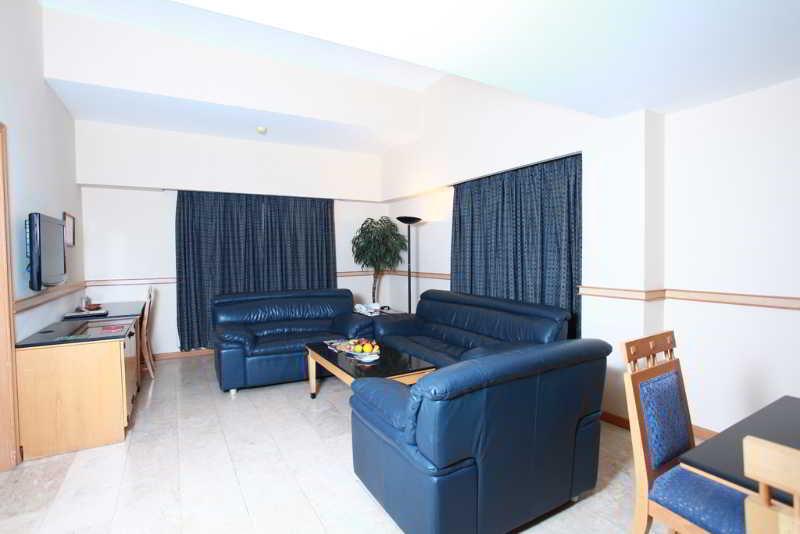 Ramee Baisan Hotel Bahrain - Zimmer