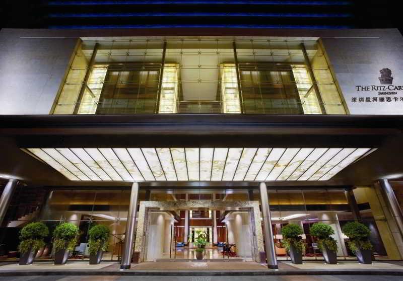The Ritz-Carlton, Shenzhen, Fuhua 3rd Rd, Futian Cbd,…