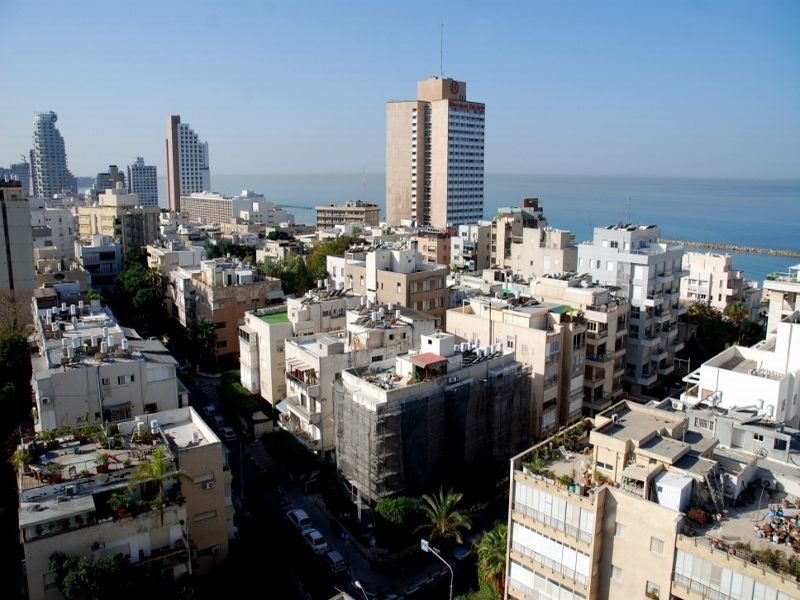 Deborah Hotel Tel Aviv, Ben Yehuda Street,87