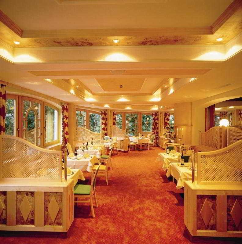 Alpenhotel Kindl - Restaurant