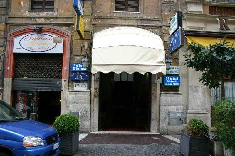 2 STERNE Hotel Soggiorno Blu Hotel :: in Termini Railway Station Rom ...