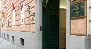 Andreotti Hotel, Via Castelfidardo,55