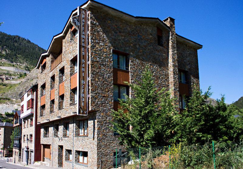 Sant Bernat Apartments - Generell