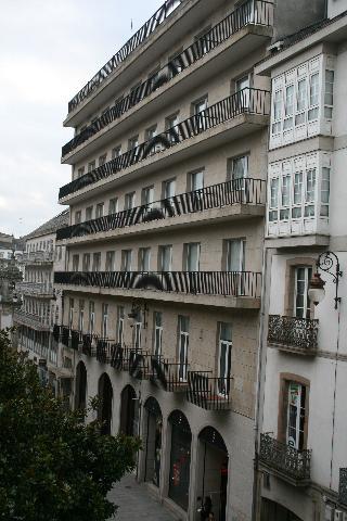 Mendez Nuñez, Rua Da RaiÑa,1