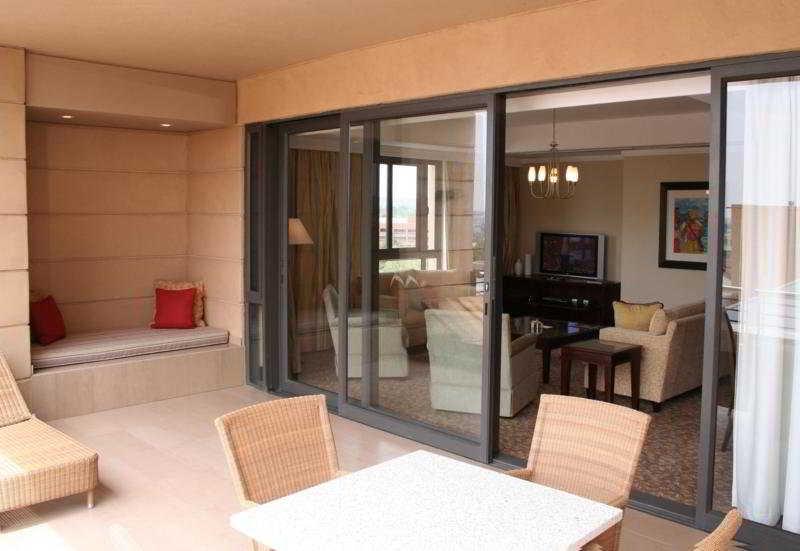 The Raphael Penthouse Suites - Terrasse