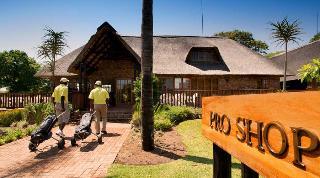 Kruger Park Lodge - Diele
