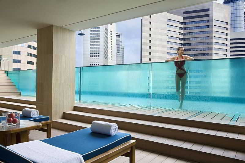 Ascott Raffles Place Singapore - Pool