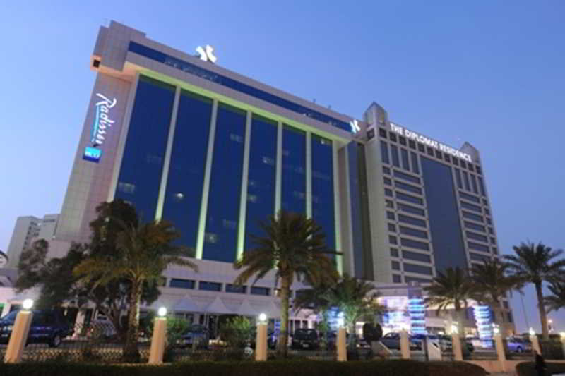 The Diplomat Radisson Blu Hotel, Residence & Spa - Generell
