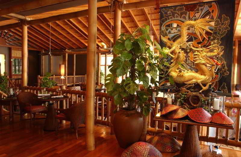 The Diplomat Radisson Blu Hotel, Residence & Spa - Restaurant