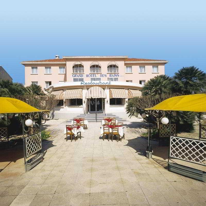 Adonis Hôtel des Bains