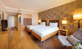 Hilton Sandton - Zimmer