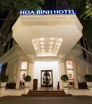 Hoa Binh Hotel, 27 Ly Thuong Kiet Str.,27