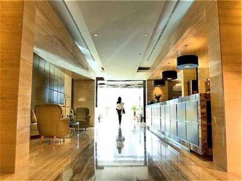 Dubai Marriott Harbour Hotel & Suites - Diele