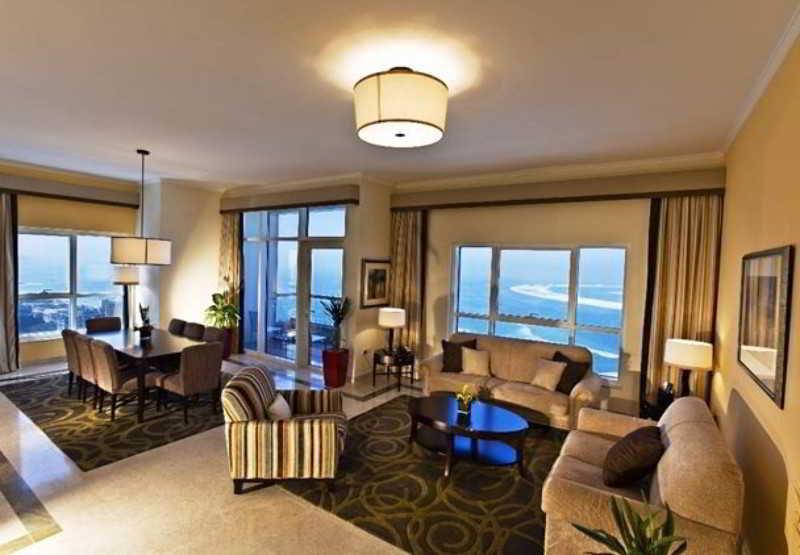 Dubai Marriott Harbour Hotel & Suites - Zimmer