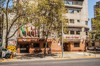 Apart-Hotel Principado, Vicuna Mackenna 35/a,